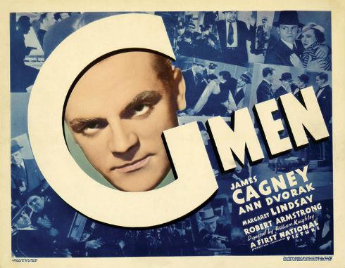 Poster - G Men_02